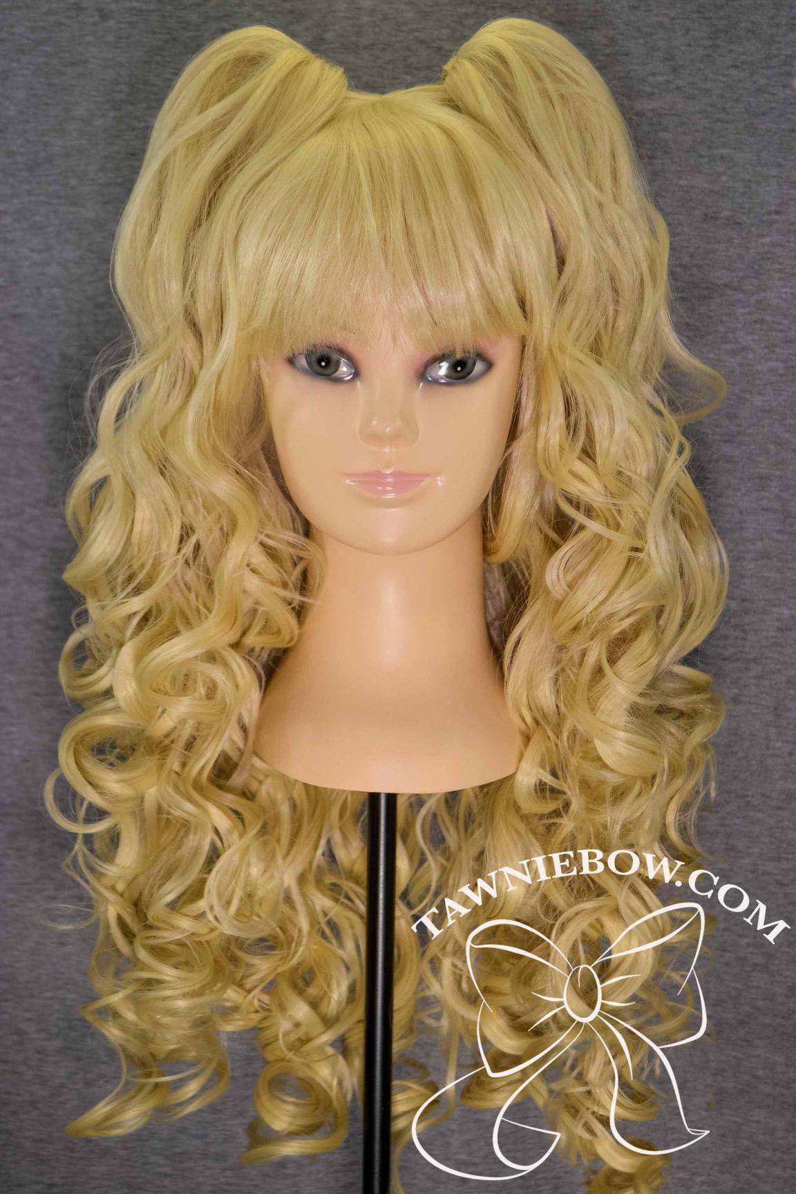 blondiefronttails